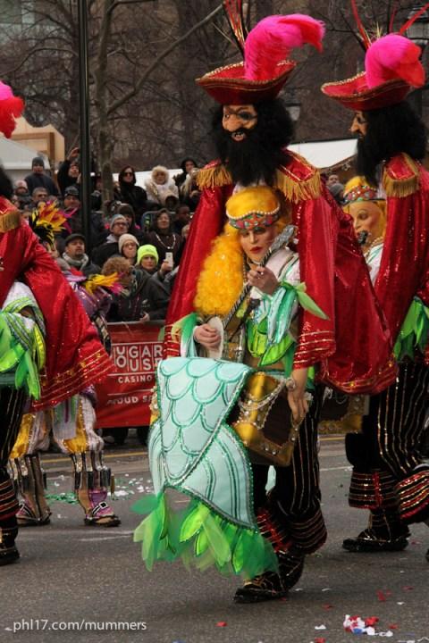 2014 Mummers Parade-9918