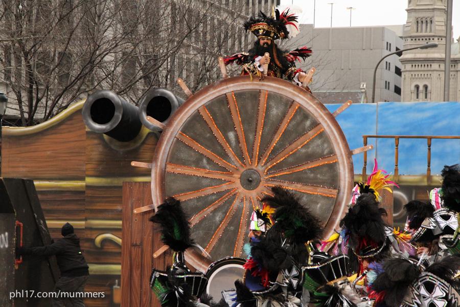 2014 Mummers Parade-9928
