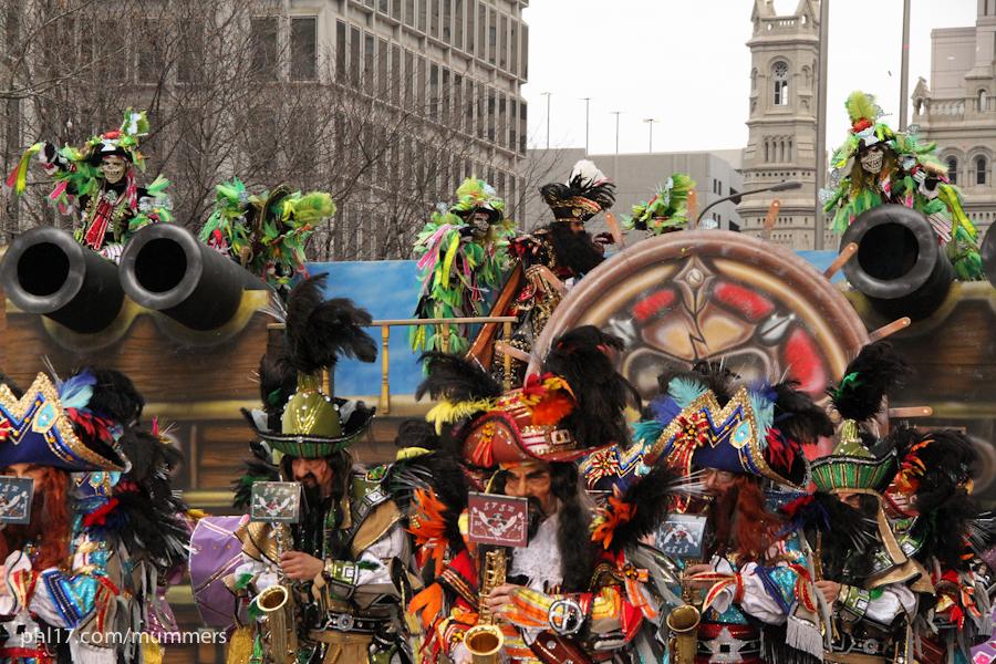 2014 Mummers Parade-9932
