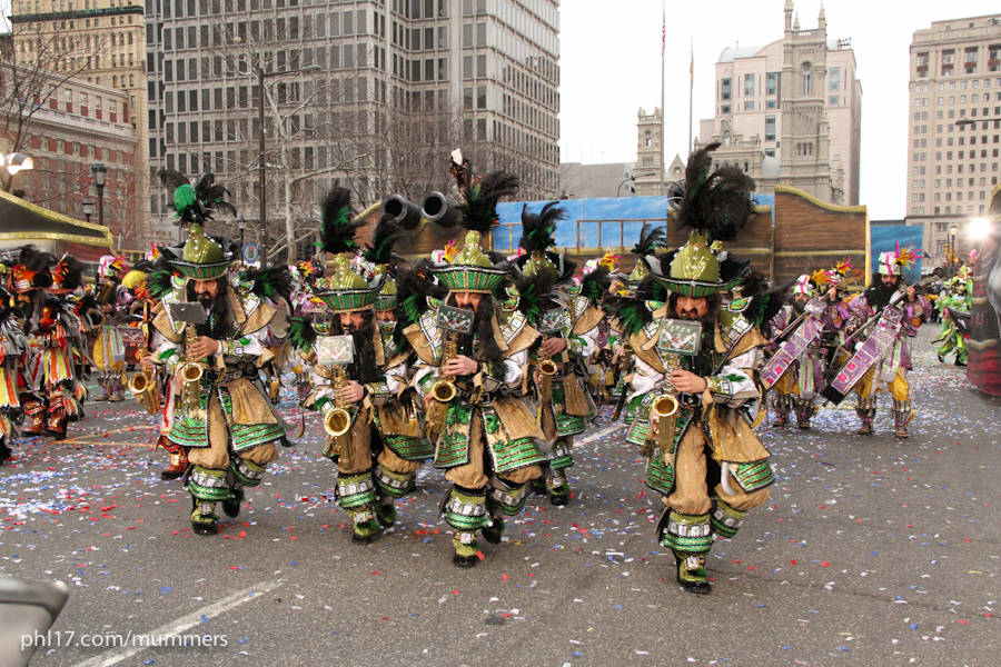 2014 Mummers Parade-9941