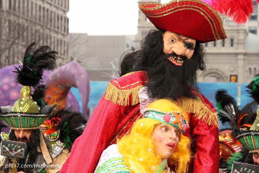 2014 Mummers Parade-9946