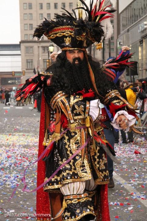 2014 Mummers Parade-9958
