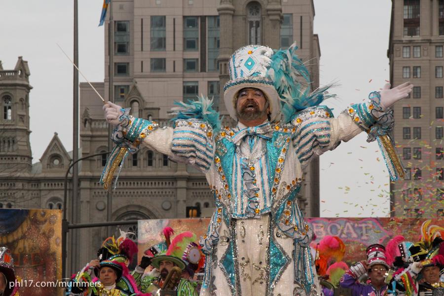 2014 Mummers Parade-9991