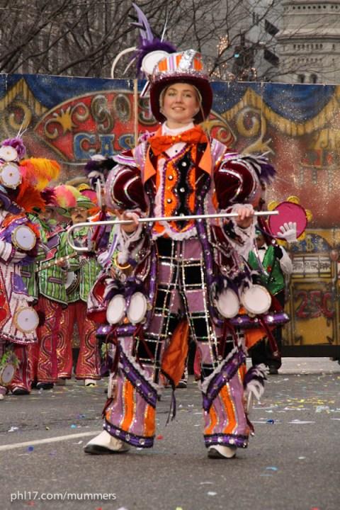 2014 Mummers Parade-9995