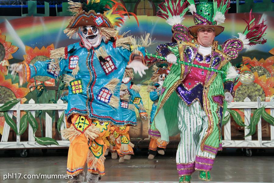 2014 Mummers Parade-1