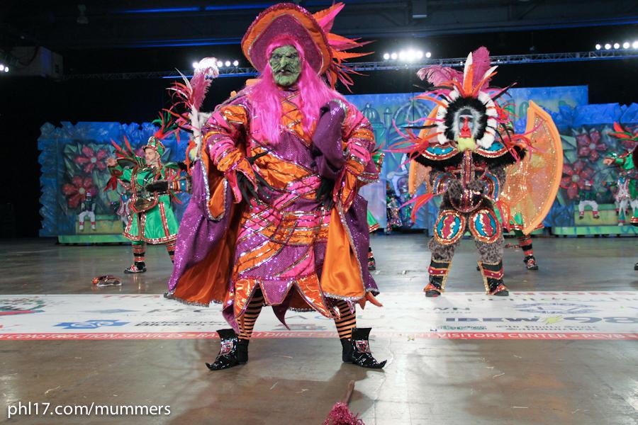 2014 Mummers Parade-11