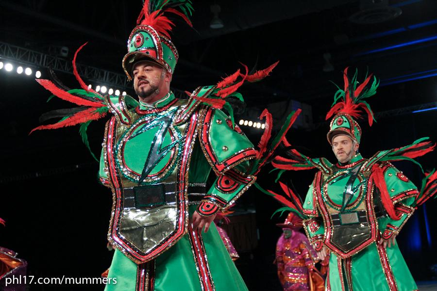 2014 Mummers Parade-12