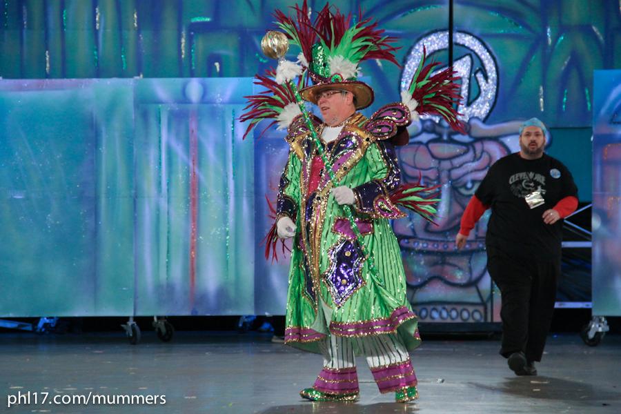 2014 Mummers Parade-16