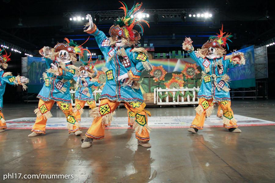 2014 Mummers Parade-2