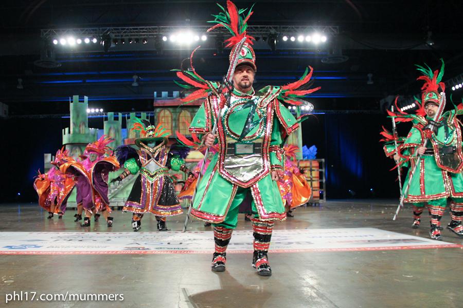 2014 Mummers Parade-4