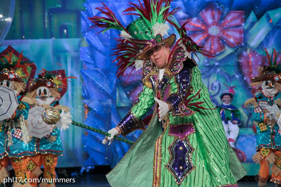 2014 Mummers Parade-5