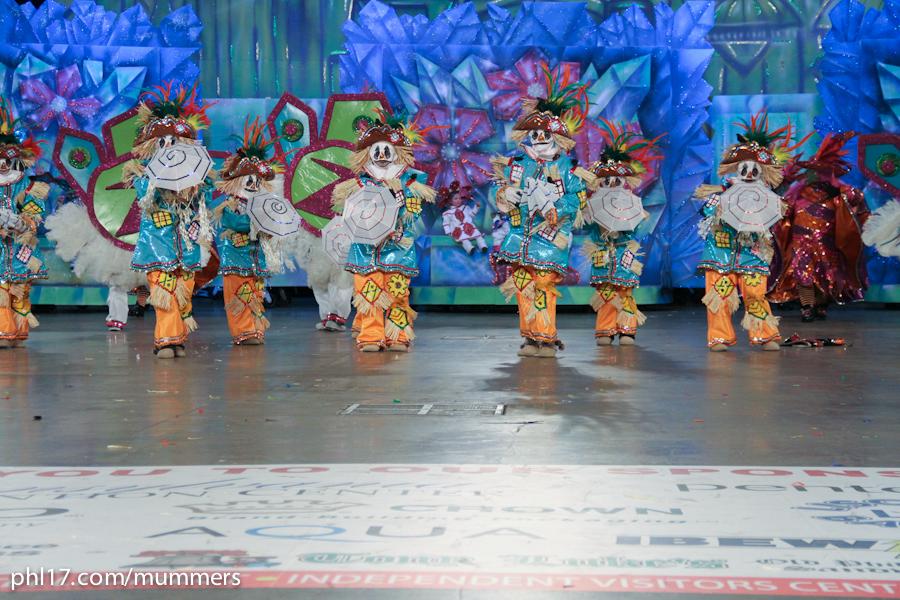 2014 Mummers Parade-7