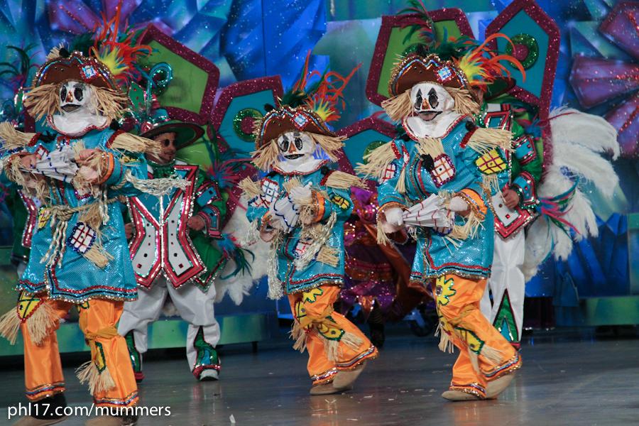 2014 Mummers Parade-8