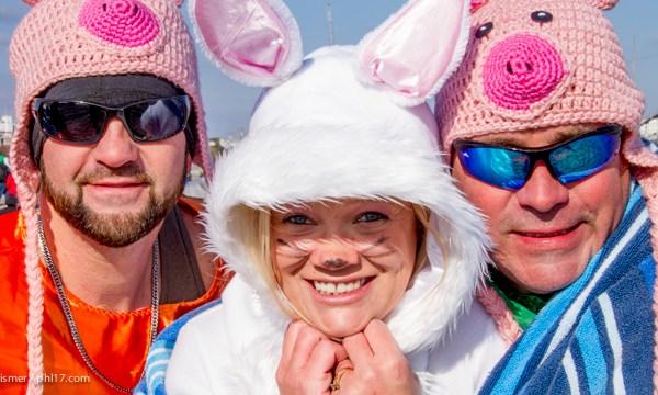 2014 Polar Bear Plunge Wildwood NJ-