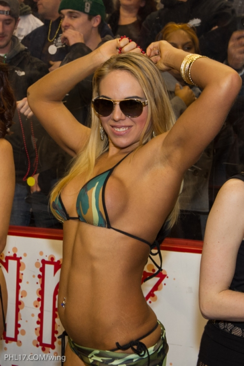Photos Hottest Hotties Who Ever Hottied At Wing Bowl 22 Phl17 Com