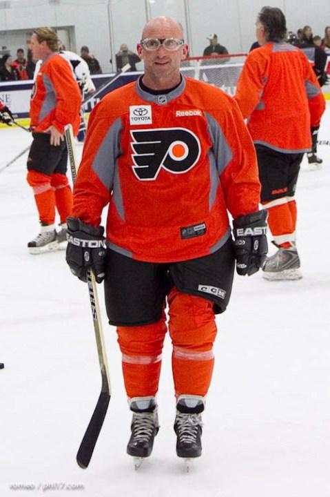 Flyers Alumni Practice-30164122