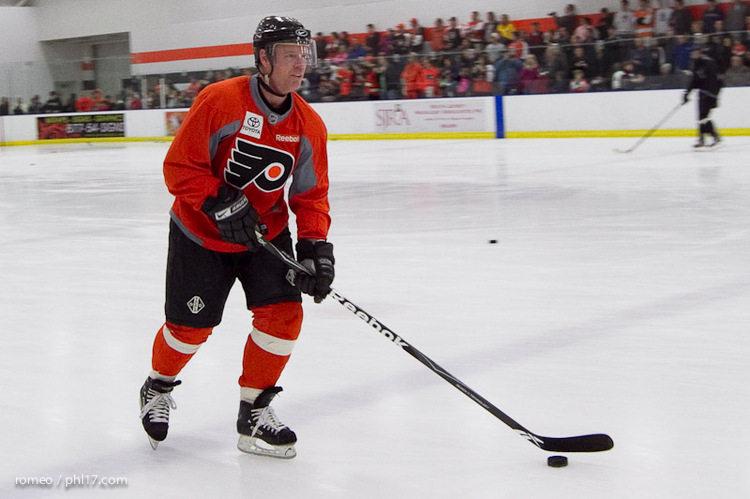 Flyers Alumni Practice-30164150