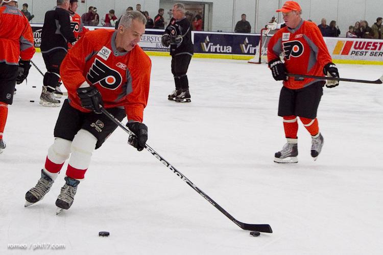Flyers Alumni Practice-30164156