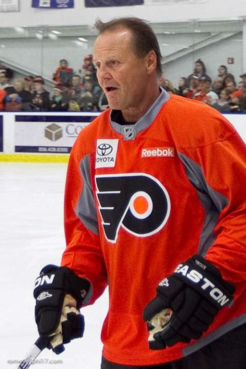 Flyers Alumni Practice-30164531