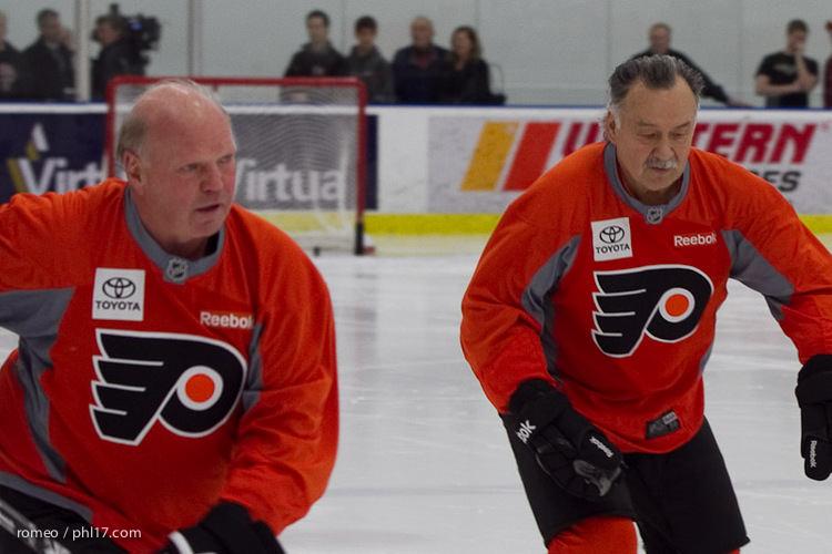 Flyers Alumni Practice-30165027