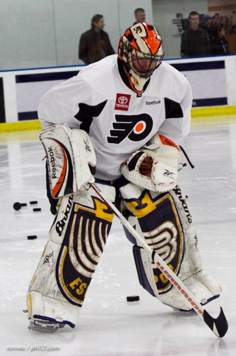 Flyers Alumni Practice-30165043