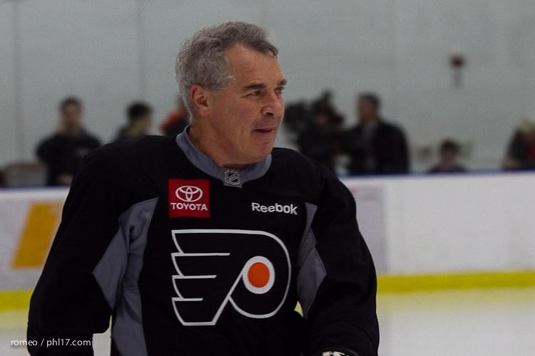 Flyers Alumni Practice-30165049