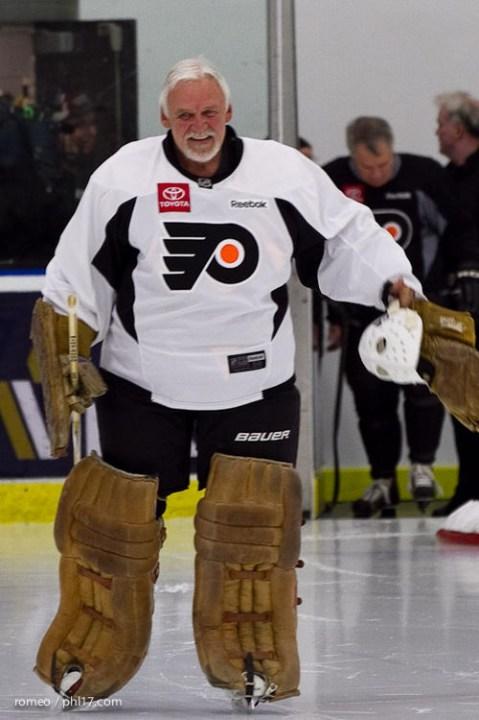 Flyers Alumni Practice-30165059