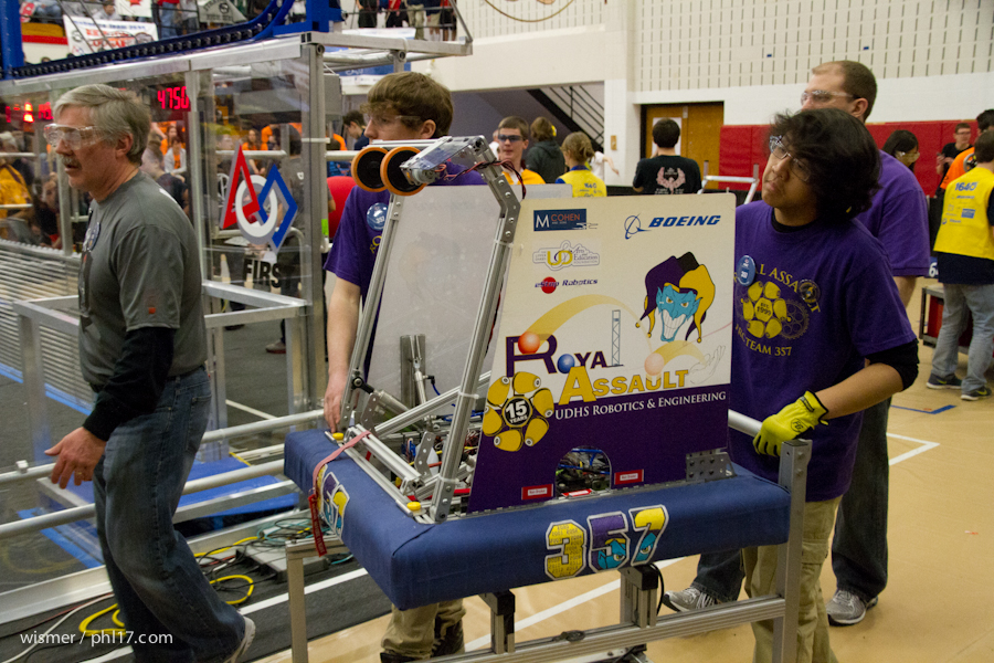 Mid-Atlantic Robotics Nemesis 030214-0376