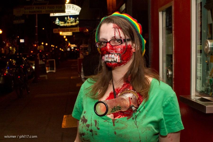 Philly Zombie Crawl 2014-0116