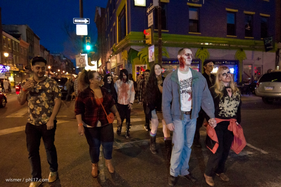 Philly Zombie Crawl 2014-0130
