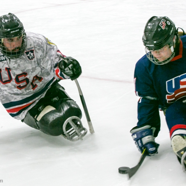USA-Wounded-Warriors-vs-USA-Womens-Sled-Hockey-31