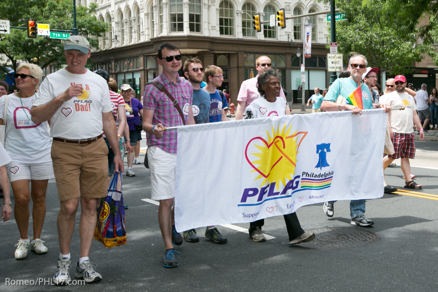 2014 Philly Pride Day Gay Parade