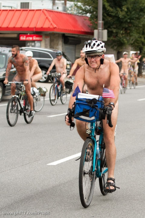 2014 Philly Naked Bike Ride