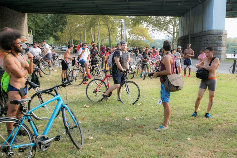 World Naked Bikers Festival to Hold This Year Despite the