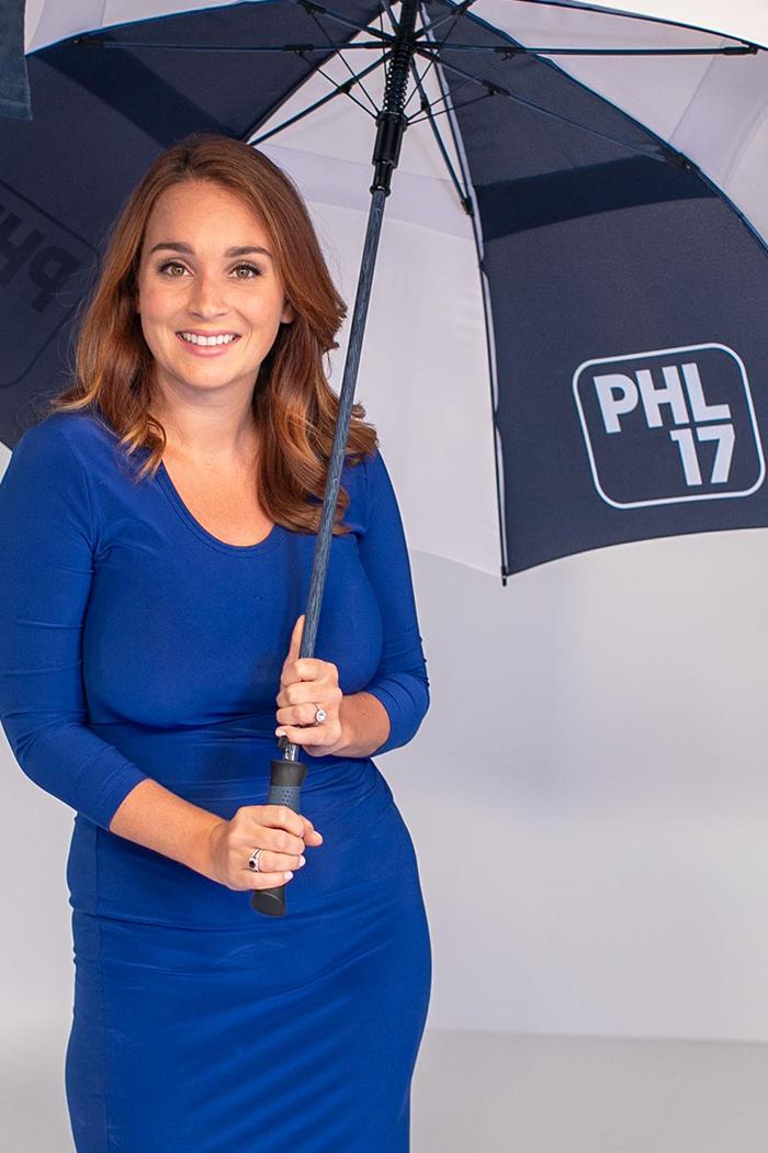 Monica Cryan PHL17 Weather