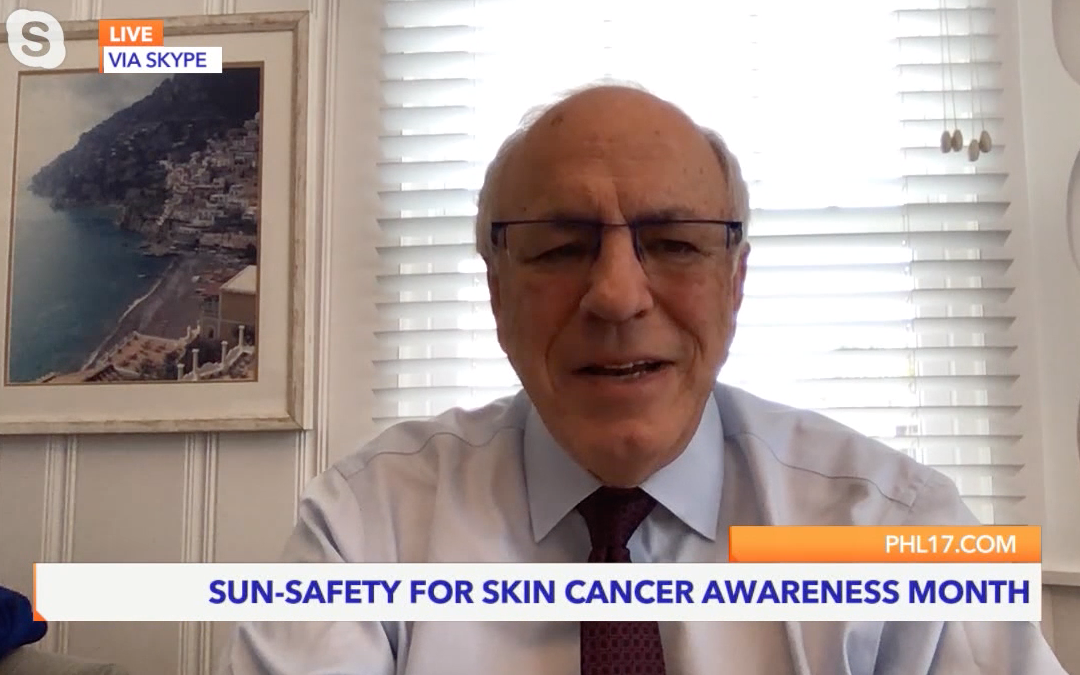 May Is Skin Cancer Awareness Month Phl17 Com